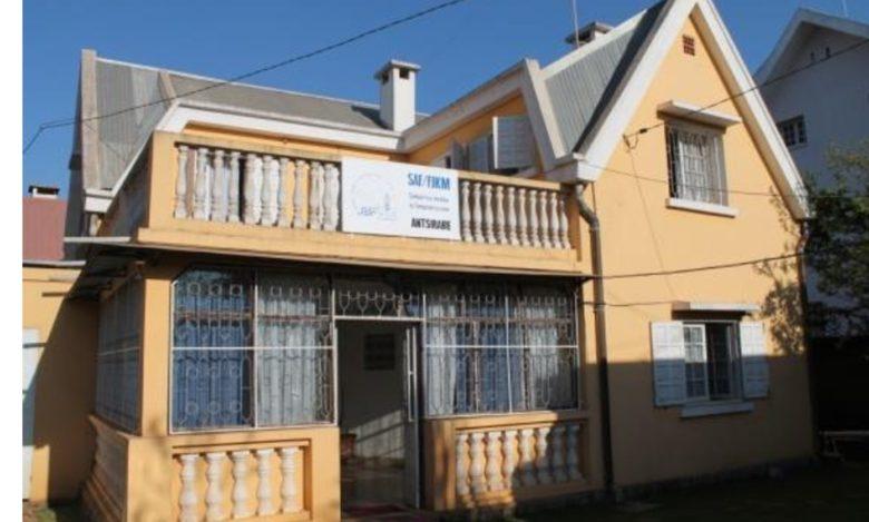 Unité de gestion de projet : SAF/FJKM Antsirabe