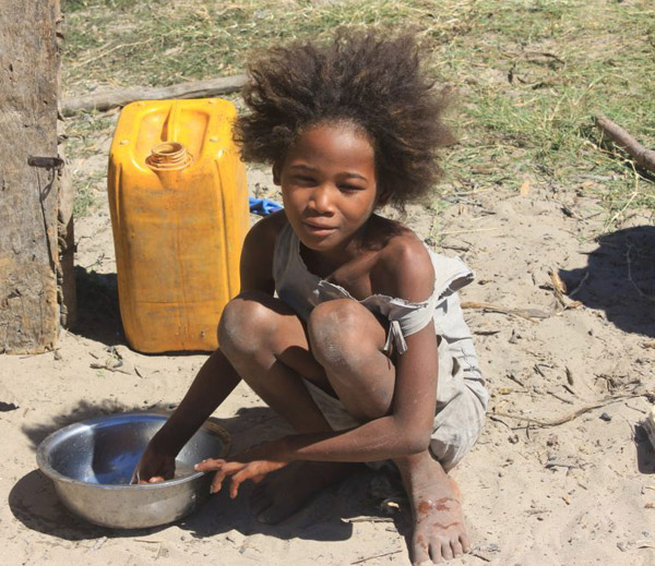 Madagascar et la malnutrition