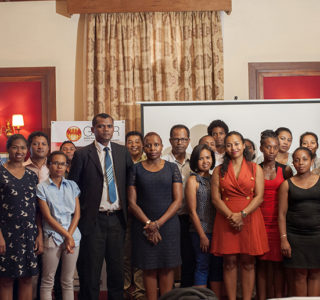 Atelier de coordination des membres du GNDR à Madagascar