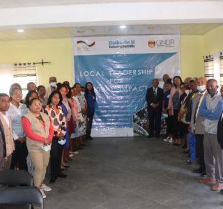 Lancement officiel du projet LLGI dans la Commune Ampanefy